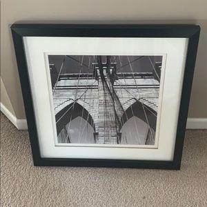 24 x 24 Brooklyn Bridge from Target
